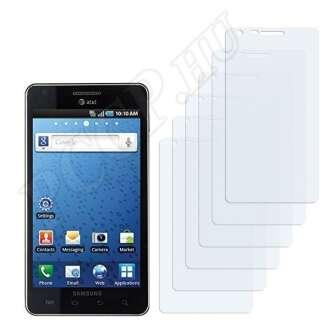 Samsung Infuse i997 4G kijelzővédő fólia