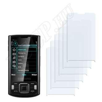 Samsung Innov8 I8510 kijelzővédő fólia