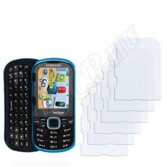 Samsung Intensity II kijelzővédő fólia
