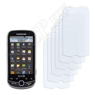 Samsung Intercept kijelzővédő fólia