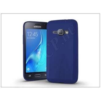 Samsung Galaxy J1 (2016) kék szilikon hátlap