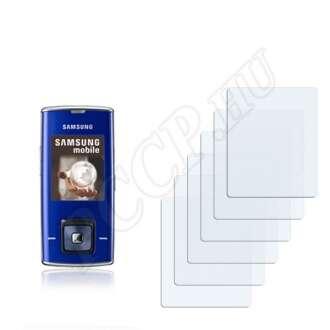 Samsung J600 kijelzővédő fólia