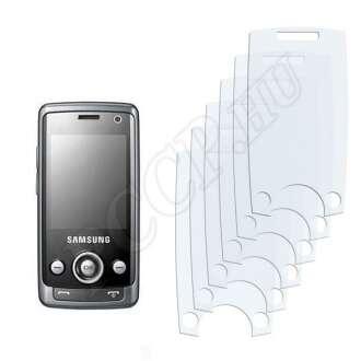 Samsung J700 kijelzővédő fólia
