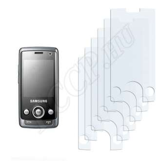 Samsung J800 Luxe kijelzővédő fólia