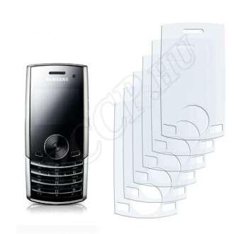 Samsung L170 kijelzővédő fólia