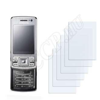 Samsung L870 kijelzővédő fólia