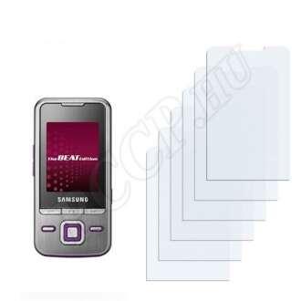 Samsung M3200 Beat S kijelzővédő fólia