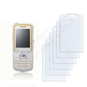 Samsung M3510 Beat kijelzővédő fólia