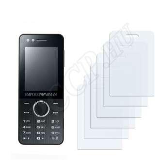 Samsung M7500 Night Effect kijelzővédő fólia
