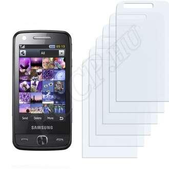 Samsung M8910 Pixon12 kijelzővédő fólia
