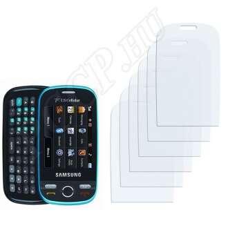 Samsung Messager Touch kijelzővédő fólia