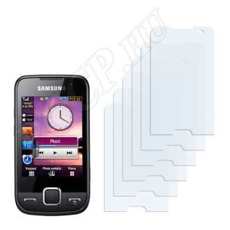 Samsung My Touch S5600 kijelzővédő fólia