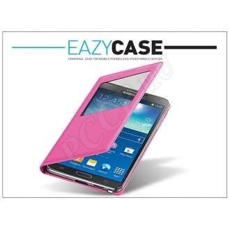 Samsung Galaxy Note 3 pink flip hátlap