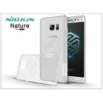 Samsung Galaxy Note 7 átlátszó szilikon hátlap