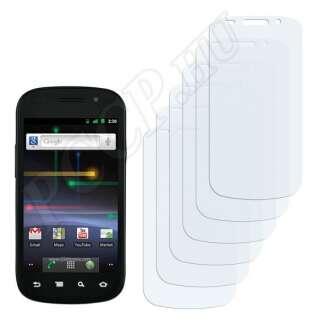 Samsung Nexus S I9020 kijelzővédő fólia