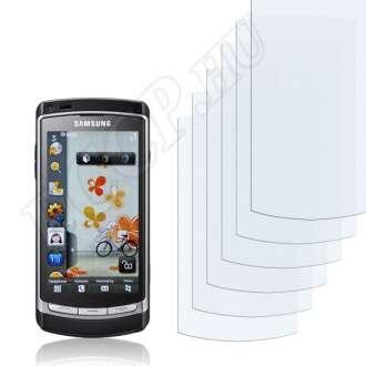 Samsung Omnia HD I8910 kijelzővédő fólia