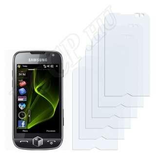 Samsung Omnia II,2 I8000 kijelzővédő fólia