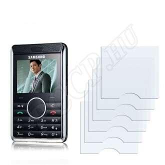 Samsung P310 kijelzővédő fólia
