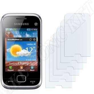Samsung Rex 60 kijelzővédő fólia