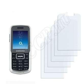 Samsung S3110 kijelzővédő fólia