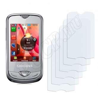 Samsung S3370 3G kijelzővédő fólia