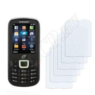 Samsung S425G kijelzővédő fólia