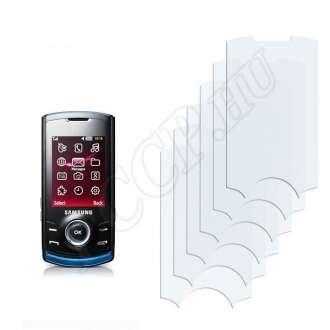 Samsung S5200 kijelzővédő fólia