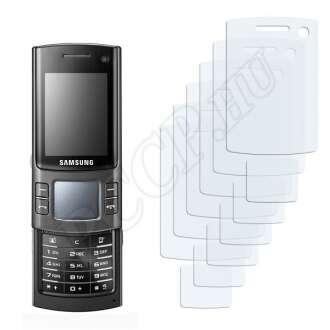 Samsung S7330 kijelzővédő fólia