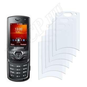 Samsung Shark 2 S5550 kijelzővédő fólia