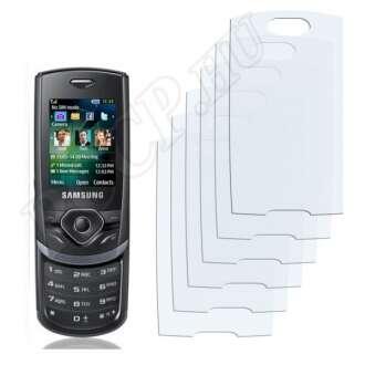 Samsung Shark 3 S3550 kijelzővédő fólia