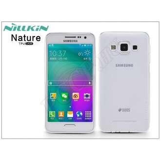 Samsung Galaxy A3 átlátszó szilikon hátlap