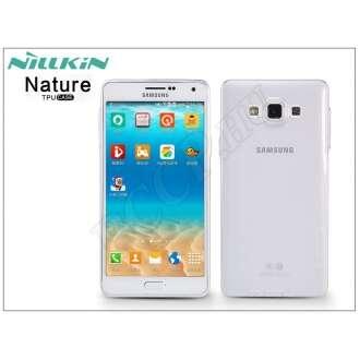 Samsung Galaxy A7 átlátszó szilikon hátlap