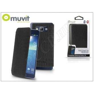 Samsung Galaxy S6 fekete flip tok