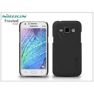 Samsung Galaxy J1 (2015) fekete hátlap