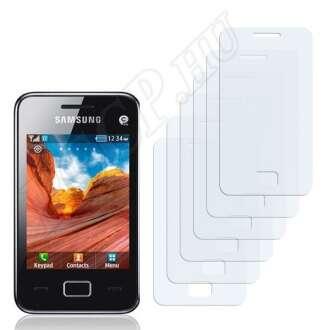 Samsung Star 3 DuoS S5222 kijelzővédő fólia