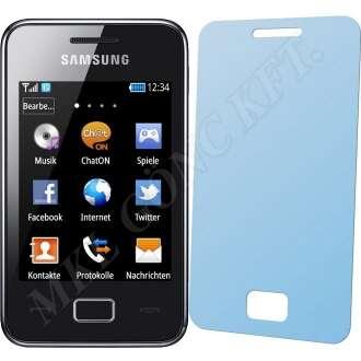 Samsung Star 3 (S5220) kijelzővédő fólia