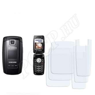 Samsung SV60 kijelzővédő fólia