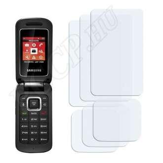 Samsung Virgin Mobile Entro kijelzővédő fólia