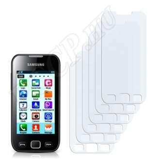 Samsung Wave 533 kijelzővédő fólia