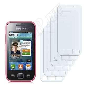 Samsung Wave 575 S5750 kijelzővédő fólia
