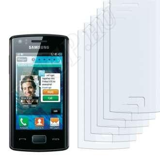 Samsung Wave 578 kijelzővédő fólia