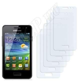 Samsung Wave 725 kijelzővédő fólia