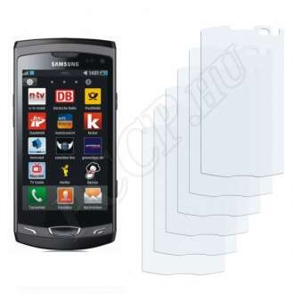 Samsung Wave II,2 S853 kijelzővédő fólia