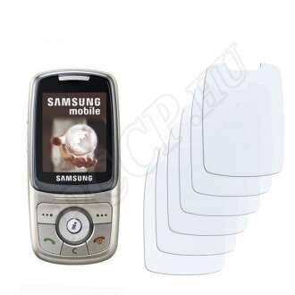 Samsung X530 kijelzővédő fólia
