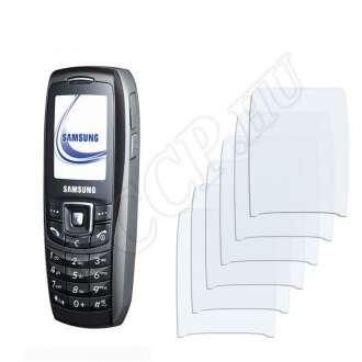 Samsung X630 kijelzővédő fólia