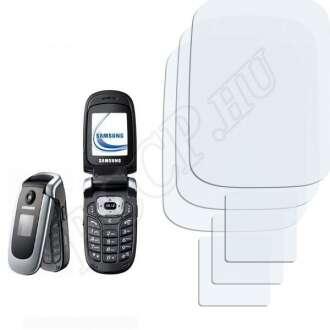 Samsung X660 kijelzővédő fólia