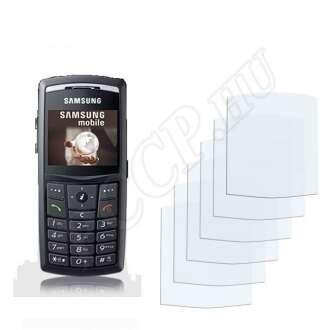 Samsung X820 kijelzővédő fólia
