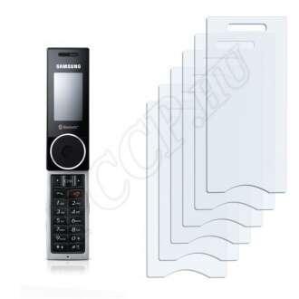 Samsung X830 kijelzővédő fólia