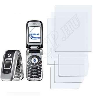 Samsung Z300 kijelzővédő fólia