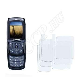 Samsung Z320i kijelzővédő fólia